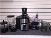 Maxi-Matic EJX-5105 Elite Platinum 5-in-1 Digital Juice Extractor (Damaged Lids)
